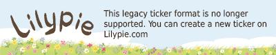 LilypieWaiting to adopt Ticker